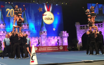 College Cheerleading:  An Interview with University of Cincinnati Cheer Coach